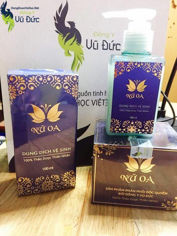Hình ảnh sản phẩm Dung Dịch Vệ Sinh Nữ Oa