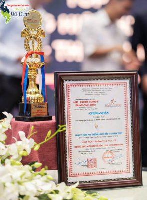 Giải thưởng Top 10 Châu Á - Thái Bình Dương